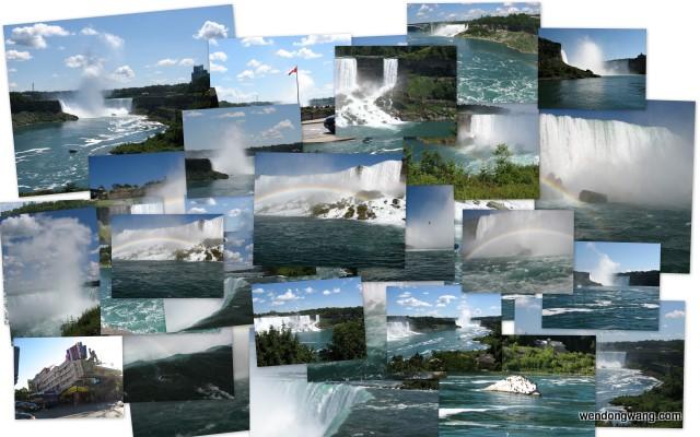 Niagara Falls, July 2010