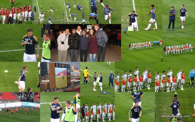 Toronto FC, April 2011
