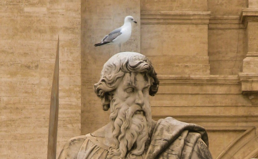 Travel Report: Rome – Frivolities