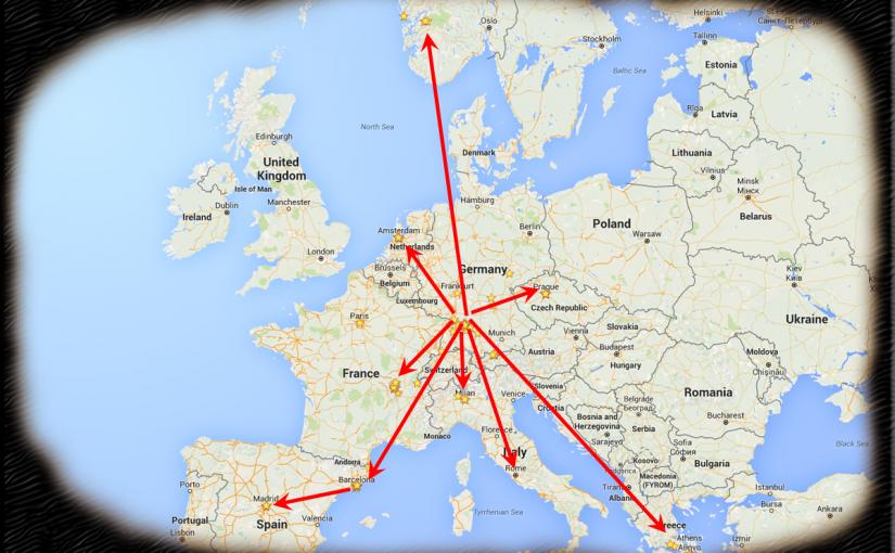 2015: travel